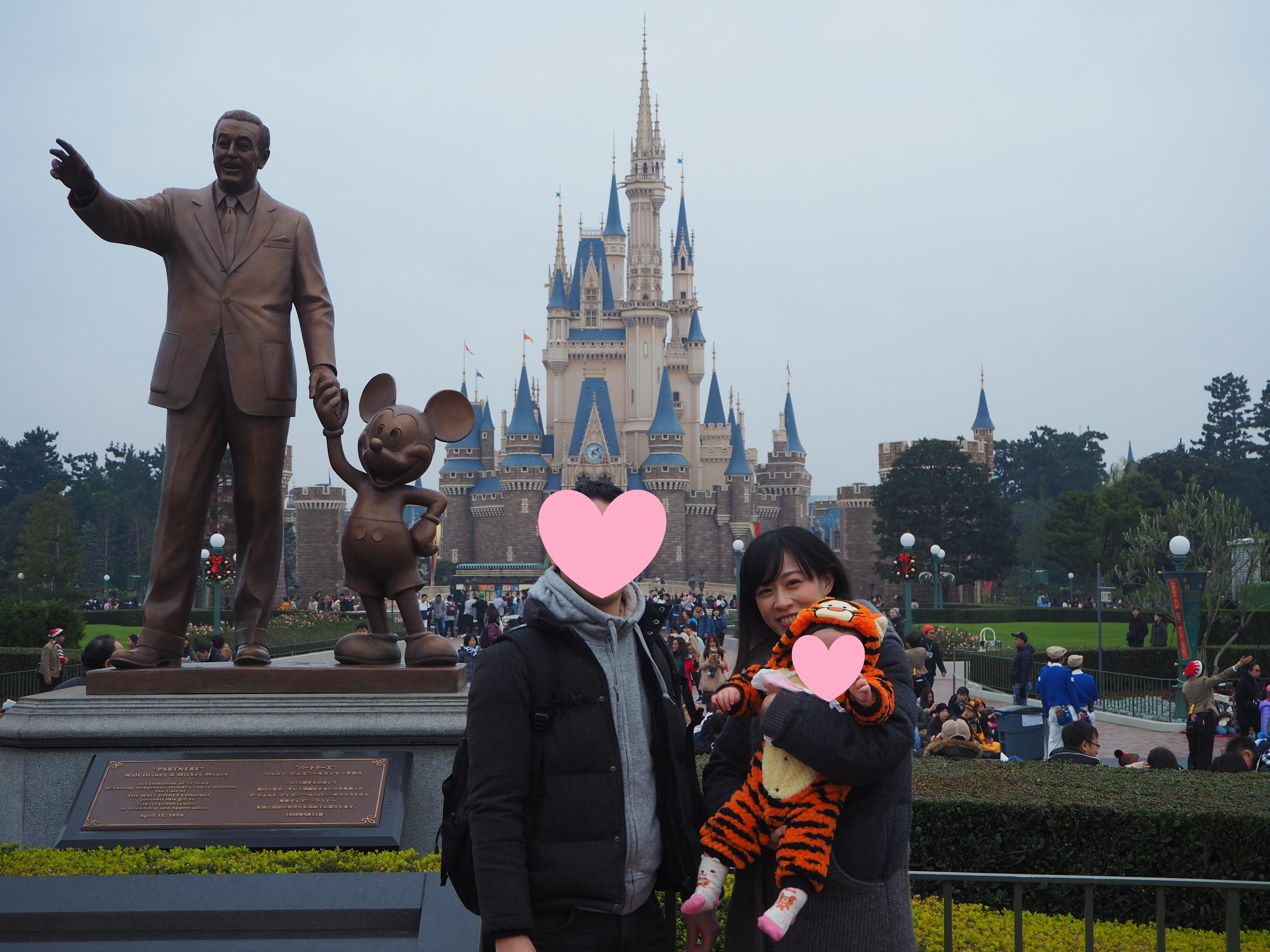 子連れディズニーに行ってきた!当日の過ごし方レポート | 恋ログ~下村